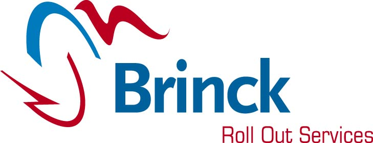 Logo Brinck Roll Out Services