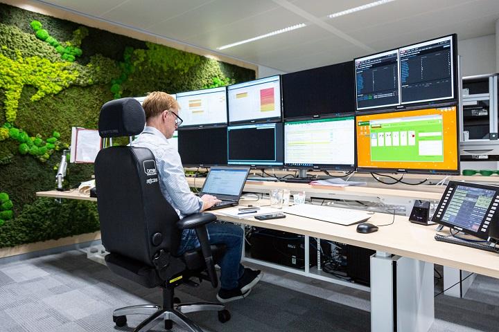 Liander Control Room