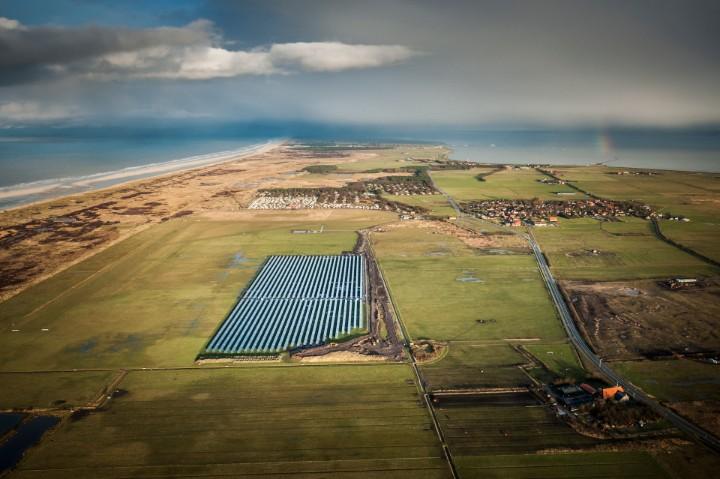 Grootste zonnepark