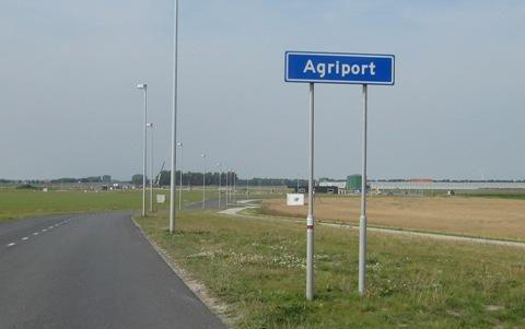 Trafostation Agriport